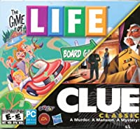 The Game of Life plus Clue Classic
