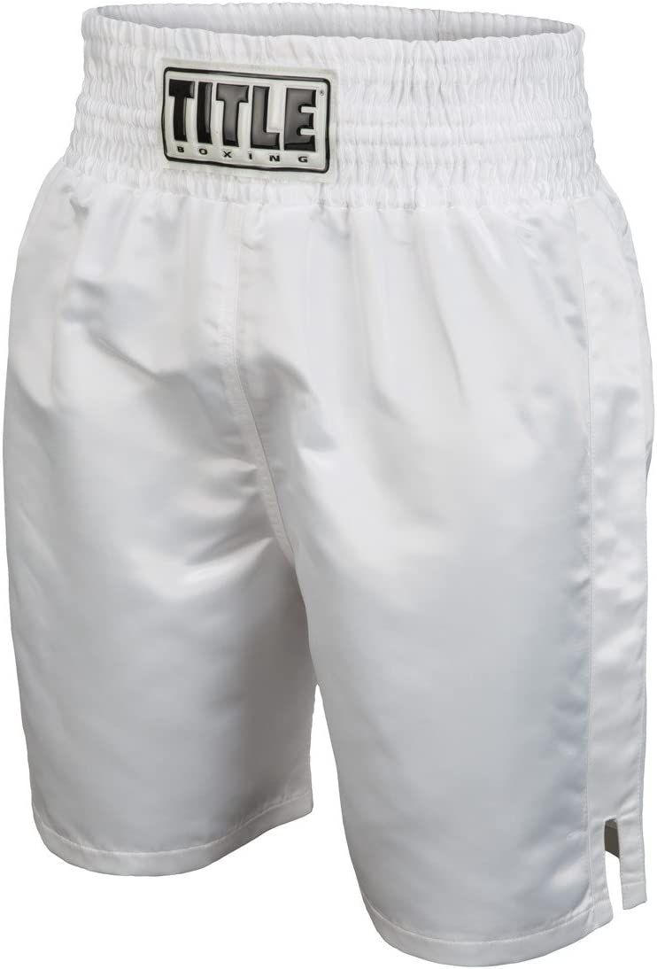 Genuine Max 44% OFF Title Edge Trunks Boxing
