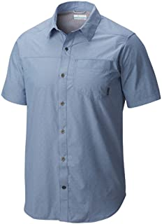 Columbia Men's Pilsner Peak Print Short Sleeve Shirt