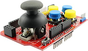 Best arduino joystick shield nokia 5110 Reviews