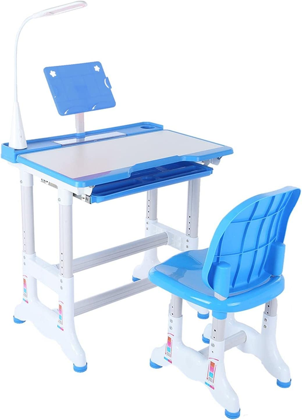 FartPeach Small Directly managed store Desk with Drawers Adjustable Years - Over item handling ☆ 8-12 Height