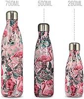 Chilly's Bottle | Thermos 100% Étanche & Anti Fuite | Bouteille Isotherme réutilisable sans BPA | Maintient Les Boissons...
