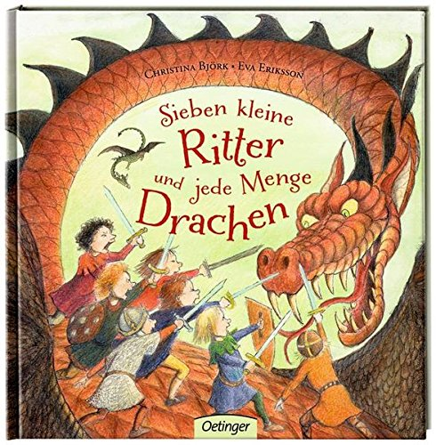 Sieben kleine Ritter und jede Menge Drachen