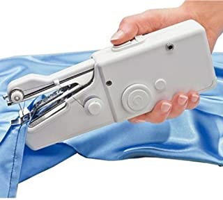 Nut Shop Mini Portable Smart Electric Tailor Stitch Hand-held Sewing Machine Home Travel