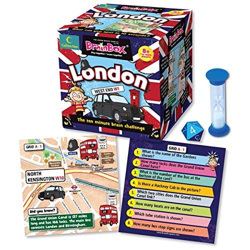 Green Board Games - Gioco educativo da Tavolo BrainBox London