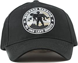 wounded warrior caps