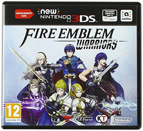 Fire Emblem Warriors [Importación francesa]