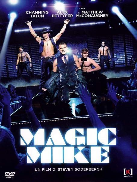 Magic Mike (Dvd) [Italia]