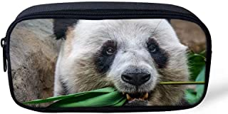 Beauty Collector Panda Cute Pencil Case Holder Personalized Pen Bags for Girls School
