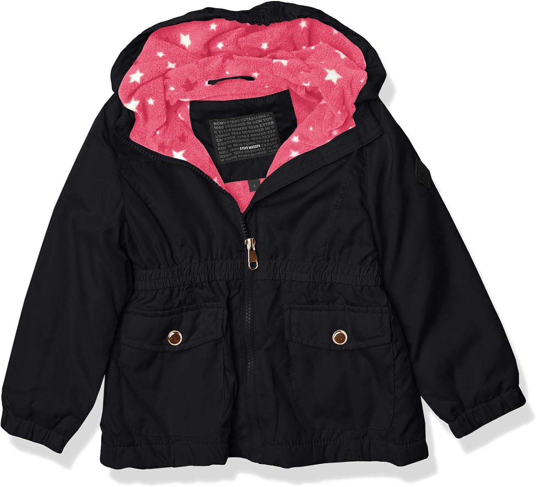 Steve Madden Memphis Mall Girls' Weight Med OFFicial mail order Jacket