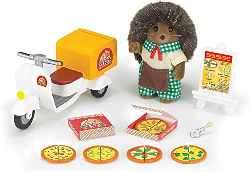 Calico Critters Pizza) Set