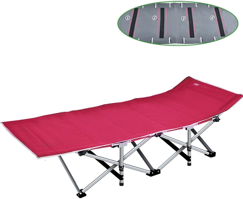 YAXIAO-Folding chair Folding Lounge Chair Widened Sun Lounger Garden Sun Lounger Beach Lounge Chair (color   B)