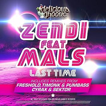 Last Time Remixes