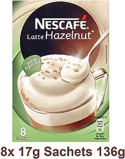 Paquetes de café instantáneo | Nescafé | Latte de oro con