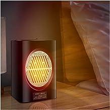 Portátil Mini Calentador eléctrico Hogar Ventilador de calefacción 400W Bajo Ruido Pequeño Sol 3S Máquina de calefacción Hogar Soplador de Aire Caliente Radiador Eléctrico Calefactor