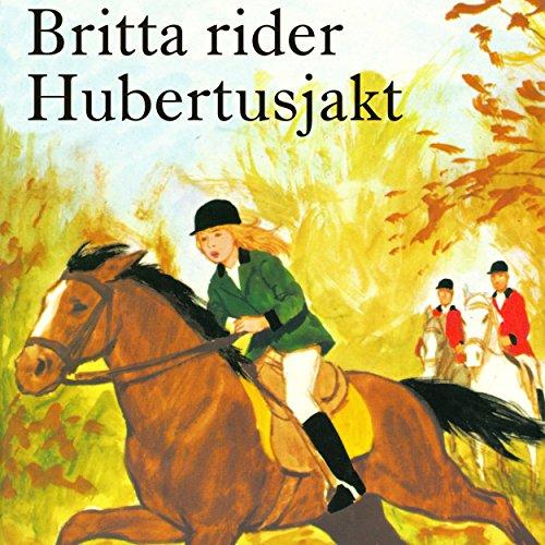 Britta rider Hubertusjakt Titelbild