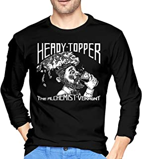 The Heady Topper Men's Long Sleeve T-Shirts