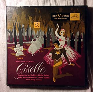 Music from the Ballet Giselle