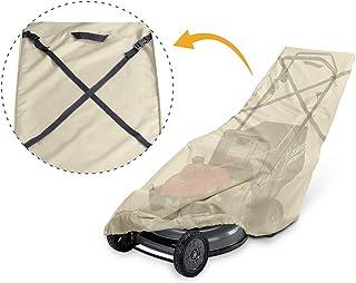 Porch Shield Waterproof Push Lawn Mower Cover Universal Fit Walk Behind Mower