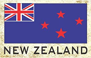 Flag Fridge Refrigerator Magnets – Europe Group 2 (Country: New Zealand)