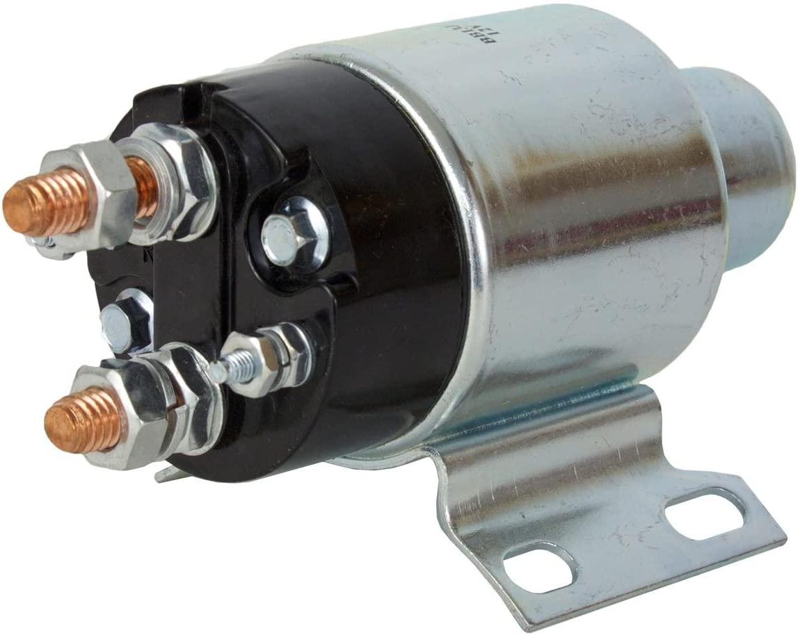Rareelectrical NEW STARTER SOLENOID FERGU WITH MASSEY Long Beach Mall Ranking TOP17 COMPATIBLE