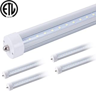 8ft Led Bulbs, T8 T10 T12 for Fluorescent Replacement,8' Led Tube 96