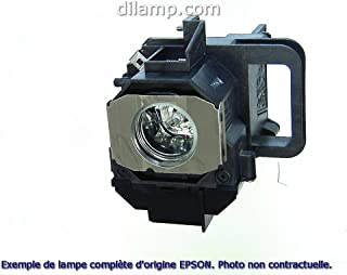 EB-1776W Epson Projector Lamp Replacement. Projector Lamp Assembly with Genuine Original Osram P-VIP Bulb Inside.