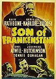 Son of Frankenstein Movie Poster Masterprint (27,94 x 43,18