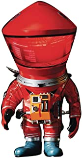 2001: A Space Odyssey: DF Astronaut Red Defo-Real Soft Vinyl Statue