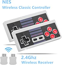 NES Classic Controller for Nintendo NES Classic Mini Edition, Kyerivs Wireless Gamepad Joypad for NES Classic Gaming System Console