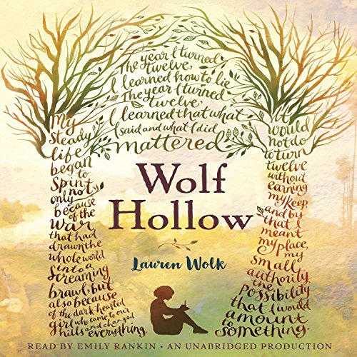 Page de couverture de Wolf Hollow