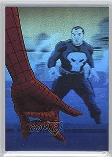 Spider-Man/Punisher (Trading Card) 2017 Fleer Ultra Spider-Man - Holoblast Holograms #HH10