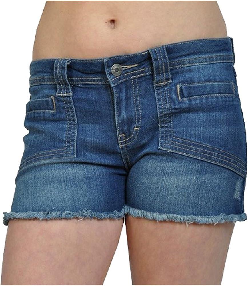 Element Eden Trullie Denim Shorts (8)