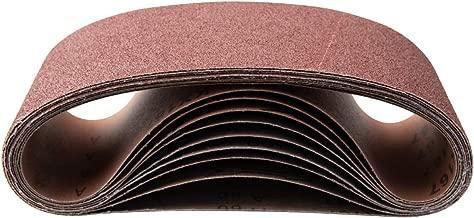 Best sanding belt sizes Reviews