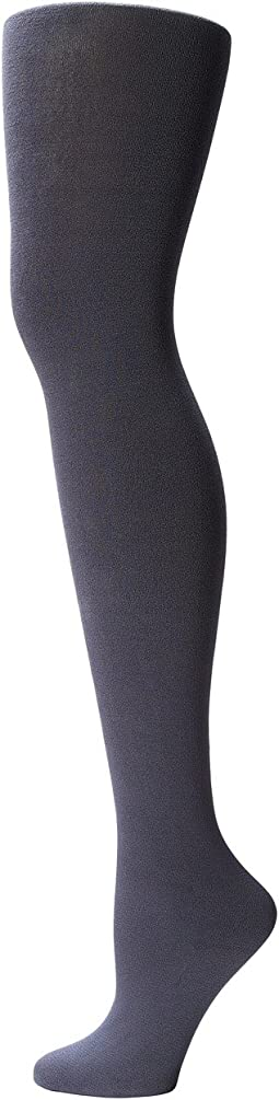 Plush - Fleece-Lined Full Foot Tights