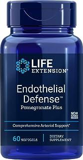 Life Extension Endothelial Defense Pomegranate Plus, 60 Count (02497)