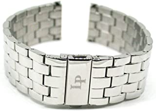 22MM Stainless Steel Band Strap Bracelet 8 Inches Silver Will Fit Clariden Model 11576