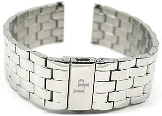 Lucien Piccard 22MM Stainless Steel Band Strap Bracelet 8