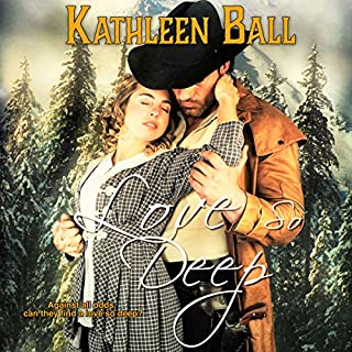 Love So Deep                   By:                                                                                                                                 Kathleen Ball                               Narrated by:                                                                                                                                 Julie Hoverson                      Length: 5 hrs and 46 mins     18 ratings     Overall 3.9