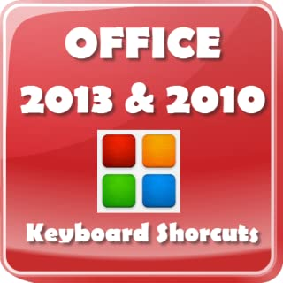 MS Office 2013 & 2010 Shortcuts