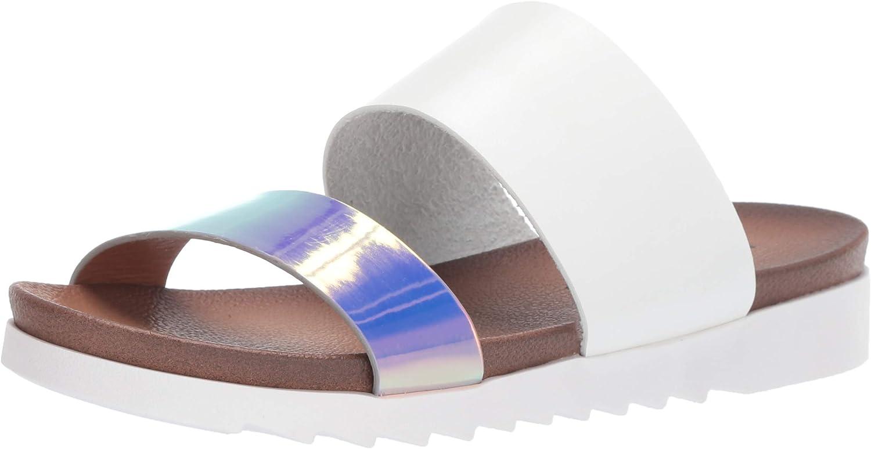 Callisto Womens Kallie Open Toe Casual Ankle Strap Sandals, Black, Size 8.0