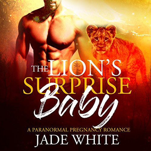The Lion's Surprise Baby audiobook cover art