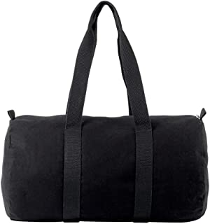 Kimood Cotton Canvas Barrel Bag