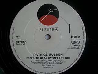 PATRICE RUSHEN Feels So Real 12