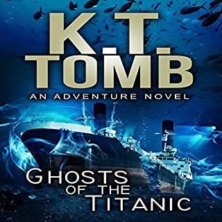 Ghosts of the Titanic cover art