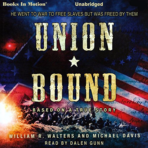 Union Bound audiobook cover art