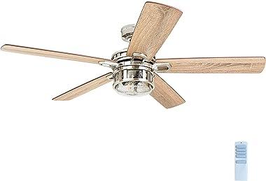 Honeywell Ventiladores de techo, Níquel cepillado