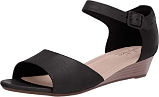 CLARKS Women's Abigail Jane Wedge Sandal