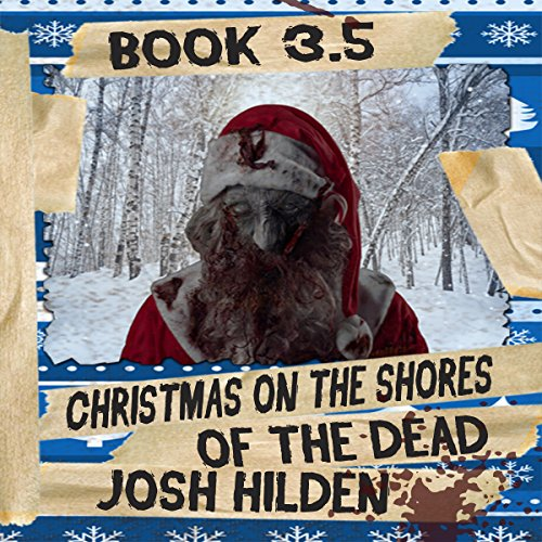 Christmas on the Shores of the Dead audiobook cover art