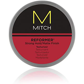 Mitch Reformer Texturizing Hair Putty, 3 oz